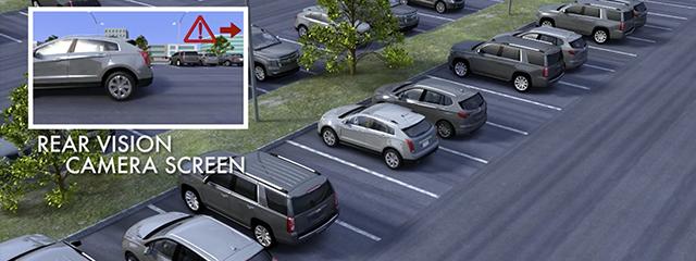 Rear Cross Traffic Alert >> Rear Cross Traffic Alert